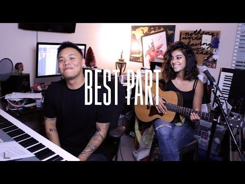 Daniel Caesar - Best Part (feat. H.E.R.)   Cover by Samica & AJ Rafael