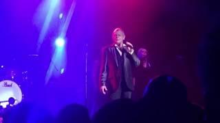 Burn for you - John Farnham Live 2017
