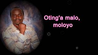 Ruoth Ting'a Malo  cover by Patrick Oyaro, Sms SKIZA 5430506 send to 811.