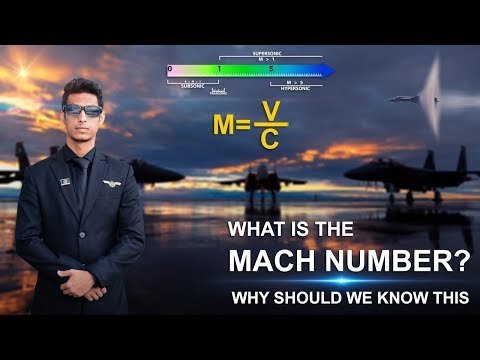 What is the Mach Number of Aircraft? Why should we know this (English) - AVioRANA - HANDYFILM