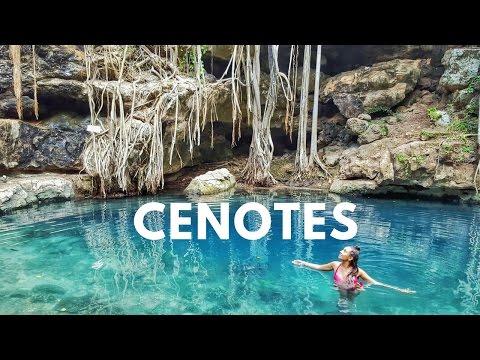 CENOTES DE YUCATÁN | UXMAL | MARIEL DE VIAJE