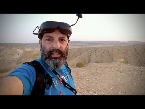 mitzpe-ramon-and-fpv-drone