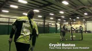 2014 DeMarini CF6 Fastpitch Bat Overview