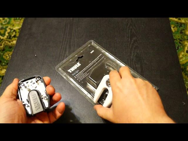 Видео Фонарик в бокс Thule Box Light