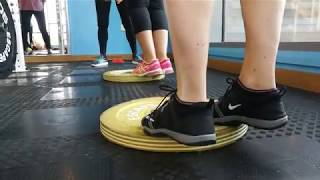 Do you have strong ankles and feet?