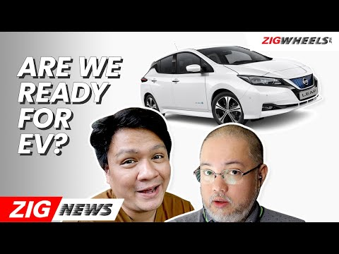 ZigNews Ep. 2   The Nissan Leaf is Finally Coming! Are We Ready to Go Electric?