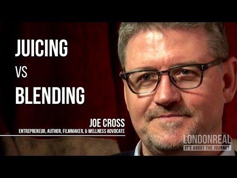 Video JUICING VS BLENDING