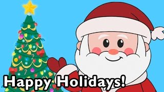 We Wish You a Merry Christmas and More Christmas Carols   Nursery Rhymes from Mother Goose Club!