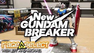 New Gundam Breaker - The Dojo (Let's Play)