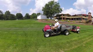 Firestone C.C., maintenance for the World Golf Championships - Bridgestone Invitational