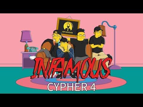 INFAMOUS CYPHER #4 (STRAIGHT OUTTA SAIGON) | INFAMOUS TEAM