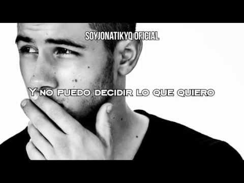 Nick Jonas - Unhinged (Traducida al español)