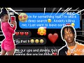 LYRICPRANK on Ex😍💔/ Polo G - RAPSTAR (Official Video) *She thought I was suicidal*😨😱 *FUNNY*😂