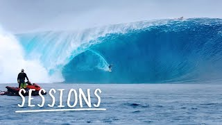 Is this Cloudbreak's biggest swell ever? | Sessions