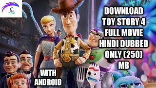 How to download toy story 4 full movie in Hindi dubbed 2019 @ Chethan Tech