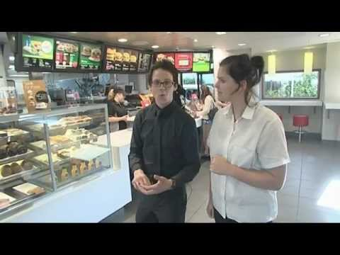 Interview of McDonald's | king of fast food