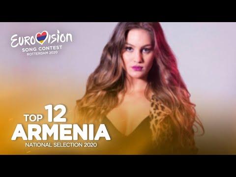🇦🇲: Eurovision 2020 - Depi Evratesil 2020 - Top 12