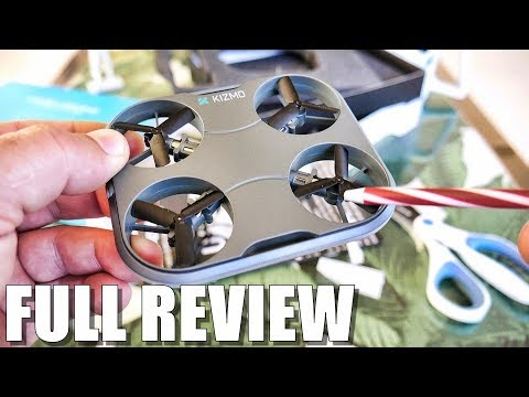 Kaideng KIZMO K150 Face Tracking Mini Card Drone – Full Review – [Unboxing, Crashing, Pros & Cons]