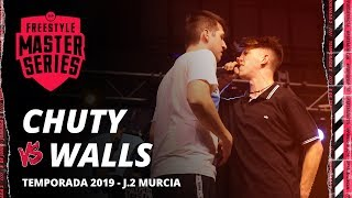 CHUTY VS WALLS - FMS ESPAÑA JORNADA 2 TEMPORADA 2019