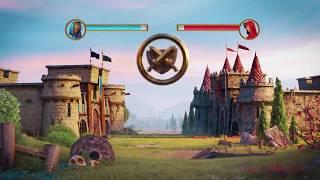Castle Crush Savaşçı VS Ork Savaşçı! Hemen İndir!!! Android İOS Ve Windows 10 Için..