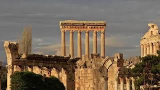 Баальбек. Самая загадочная постройка древности