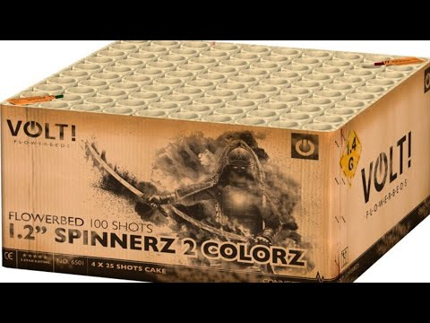 "1.2"" Spinnerz 2 Colorz"