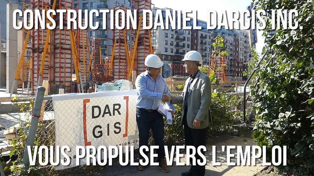 Programme de Stages Formations Experience en Entreprise Montreal Quebec Canada Dargis
