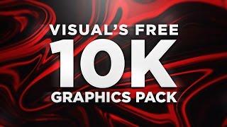 Visuals's 10K GFX Pack