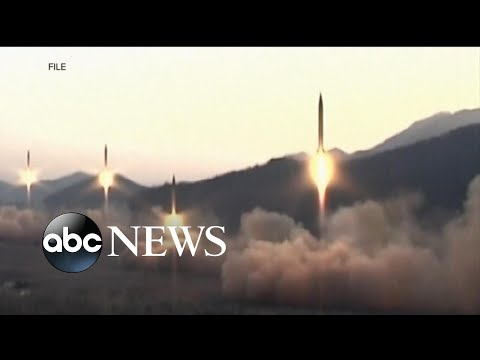 N. Korea says it will suspend all nuclear and ICBM tests