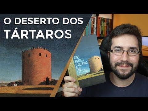 O Deserto dos Tártaros, de Dino Buzzati - Resenha