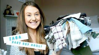 ZARA BABY BOY CLOTHING HAUL
