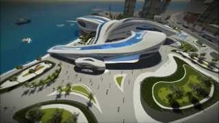 Mahmoud El Shamy - Graduation Project (Hurghada Aquarium) Animation Movie HD - El Shamy Designs