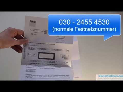 ADAC Prepaid Card ➔ Erste Schritte