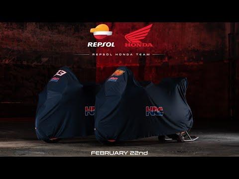 レプソルホンダ MotoGP2021年の新型マシンとチーム体制ローンチのライブ配信動画