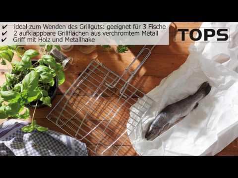 Fischbräter HOT MEAL