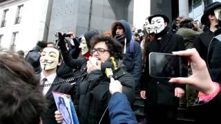 Unanimous - Call for Love #Anonymous 'I Need Your Love'