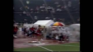 Dan O'Brien- Tokyo1991 Decathlon Shot Put 16,24