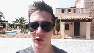 Video Timo und Familie auf der Finca Can Talaia
