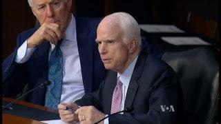Live: Джефф Сешнс дает показания в Конгрессе