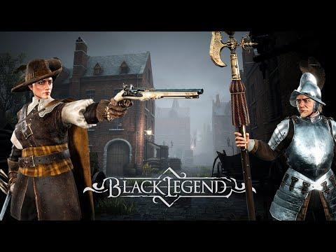 Gameplay de Black Legend