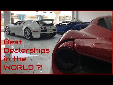 Buying A Supercar In Dubai !