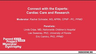 Connect with the Experts: Cardiac Care & Research (February 27, 2020)