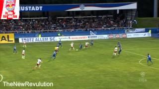 SC Wiener Neustadt Vs. Red Bull Salzburg | 0:5 - Die Highlights(26.07.2014)