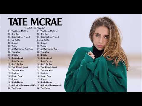 TateMcrae Greatest Hits Full Album - Best Songs Of TateMcrae PLaylist 2021