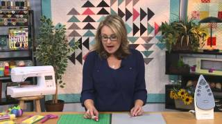 My First Quilt - Episode 1 - Beginner Quilting: Tools And Terminology