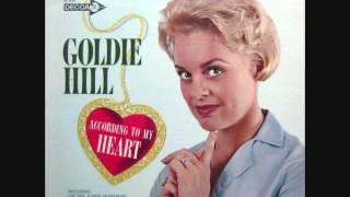 Goldie Hill - According to my heart