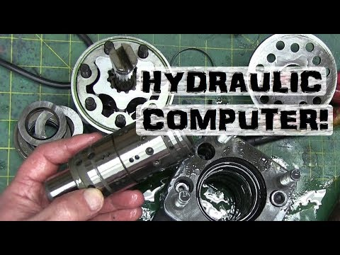 BOLTR: Hydraulic Steering | Reading Fluid Schematics