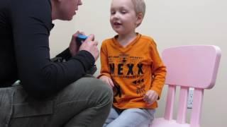 Daniel - Speech Delay 4.5 years old