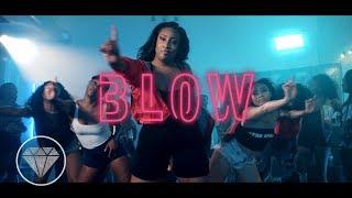 Blow Beyoncé Official Dance Battle | The Diamond Dancers
