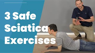 3 Safe Exercises For Sciatica Pain Relief